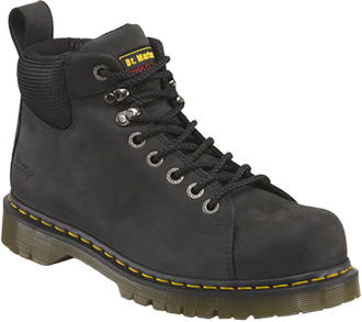 "Men's Dr. Martens 6"" Steel Toe Work Boot R15433001"