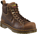 "Men's Dr. Martens 6"" Steel Toe Work Boot R15433200"