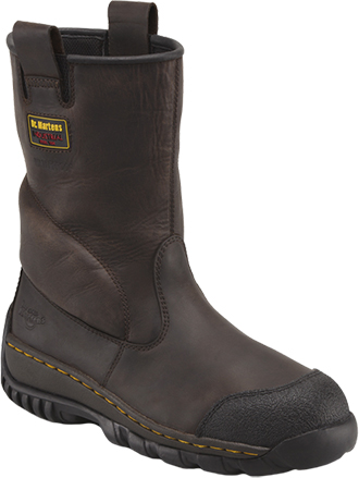 Men's Dr. Martens Steel Toe WP Wellington Rigger Work Boot R15188201