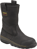 Men's Dr. Martens Steel Toe WP Wellington Work Boot R15189001