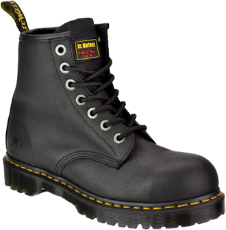 "Women's Dr. Martens 6"" Steel Toe Work Boot R12231002"