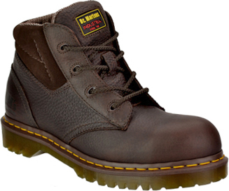 "Women's Dr. Martens 4"" Steel Toe Work Boot R12242200"