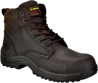 "Men's Dr Martens 6"" Composite Toe Work Boot R14180201"