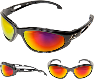 Edge Dakura Non-Polarized Safety Glasses SWAP119