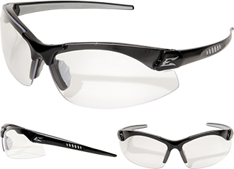 Edge Zorge Non-Polarized Safety Glasses DZ111