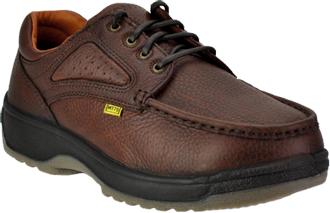 Women's Florsheim Steel Toe Metguard Work Shoe FE244