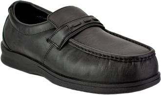 Men's Florsheim Steel Toe Slip-On Work Shoe FS205