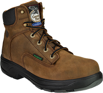 "Men's Georgia Boot 6"" Composite Toe WP Work Boot G6644"