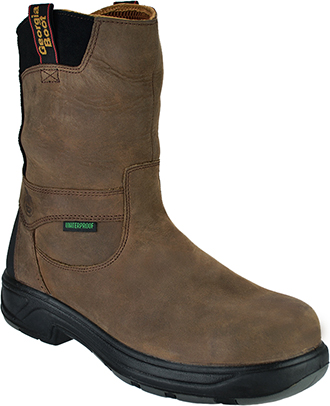 "Men's Georgia Boot 10"" Composite Toe WP Work Boot G5644"