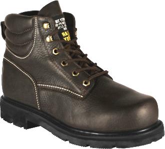 """Men's Gearbox 6"""" Steel Toe Work Boot 1609"""