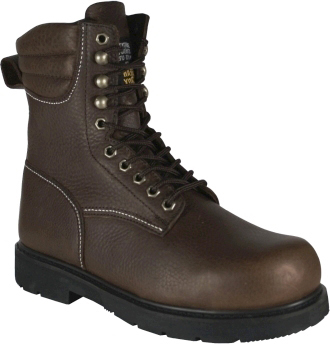 "Men's Gearbox 8"" Steel Toe Work Boot 1809"