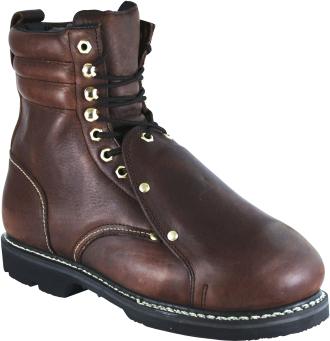 "Men's Gearbox 8"" Steel Toe Metguard Work Boot 8942"