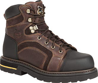 "Men's Georgia Boot 6"" Steel Toe Work Boot GBOT042"