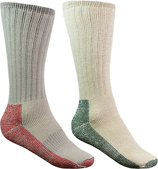 Georgia Boot 1-Pair Merino Wool Crew Socks (U.S.A.) ACC-GB3002