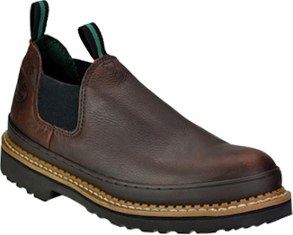 Men's Georgia Boot Steel Toe Slip-On Work Shoe GS262
