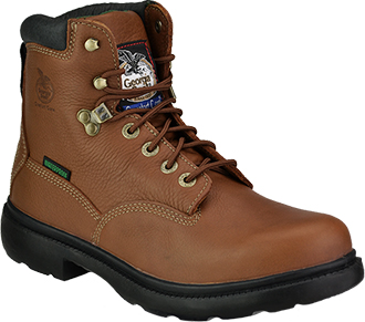"Men's Georgia Boot 6"" Steel Toe Work Boot G6603"