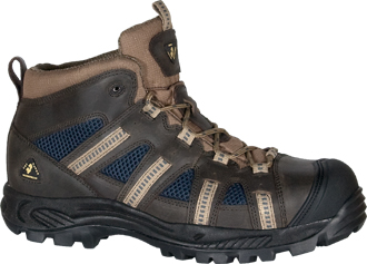 Men's Golden Retriever Composite Toe WP Hiker Work Boot 7305