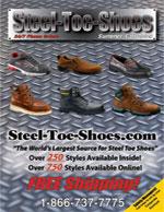 Steel Toe Shoes Catalog