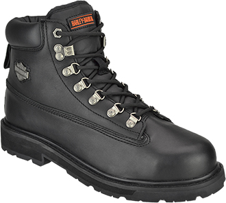 "Men's Harley Davidson 6"" Steel Toe Work Boot D91144"