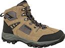 Suede Steel Toe Boots
