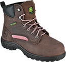 Women's Metatarsal Guard Steel Toe Boots and Women's Metatarsal Guard Composite Toe Boots at Steel-Toe-Shoes.com.