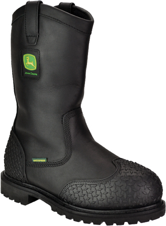 "Men's John Deere 12"" Steel Toe Metguard Miner WP/Insulated Work Boot JD9310"