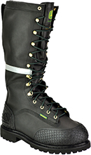 "Men's John Deere 16"" Steel Toe Metguard Miner WP/Insulated Work Boot JD9330"
