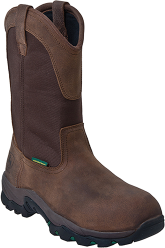 "Men's John Deere 11"" Composite Toe WP Wellington Work Boot JD4631"