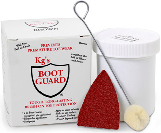 KG's Boot Guard (U.S.A.) - 2 oz Jar
