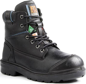 "Men's Kodiak 6"" Aluminum Toe Work Boot 314055"