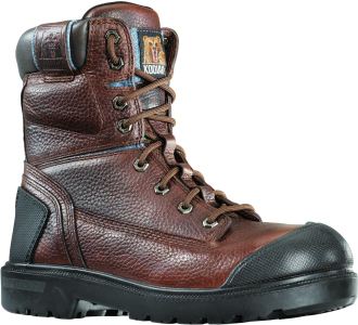 "Men's Kodiak 8"" Steel Toe WP Work Boot 310058"