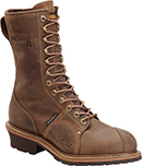 "Men's Carolina 10"" Composite Toe WP Linesman Work Boot CA1904"