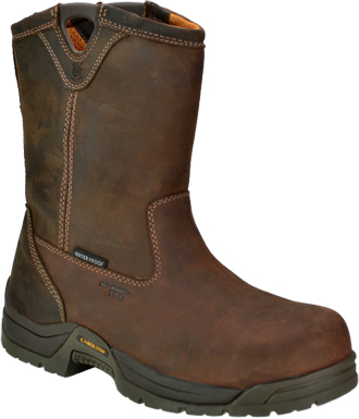 "Men's Carolina 11"" Composite Toe WP Wellington Work Boot CA2520"