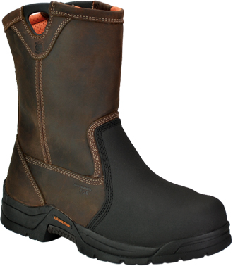 "Men's Carolina 11"" Composite Toe Wellington Metguard Work Boot CA4582"