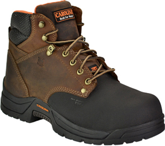 "Men's Carolina 6"" Composite Toe Metguard Work Boot CA5582"