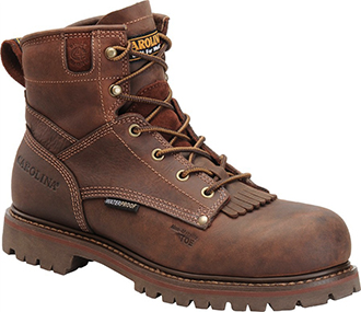 "Men's Carolina 6"" Composite Toe WP Work Boot CA7528"