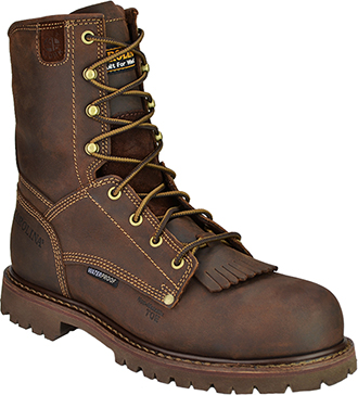 "Men's Carolina 8"" Composite Toe WP Work Boot CA8528"