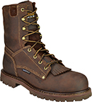 Brush Guard Kiltie Boots