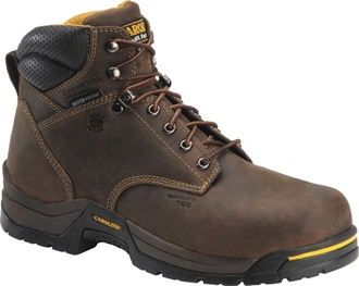 "Men's Carolina 6"" Composite Toe WP/Insulated Work Boot CA5521"