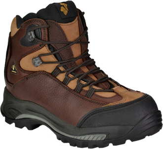 "Men's Golden Retriever 5"" Composite Toe WP/Insulated Hiker Work Boot 7534"