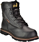 "Men's Golden Retriever 8"" Composite Toe Metguard Work Boot 8970"