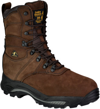 "Men's Golden Retriever 8"" Composite Toe WP/Insulated Work Boot 4788"