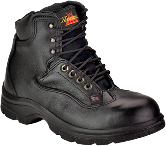 "Men's Thorogood 6"" Steel Toe Work Boot (U.S.A.) 804-6000"