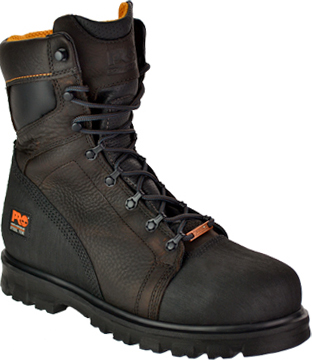 "Men's Timberland 8"" Steel Toe WP Work Boot 95553"