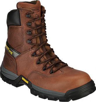 "Men's Wolverine 8"" Composite Toe Work Boot W02294"