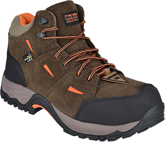 Men's McRae Industrial Composite Toe Metal Free Metguard Hiker Work Boot MR83701