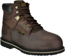 "Men's McRae Industrial 6"" Steel Toe Metguard Work Boot MR86734"