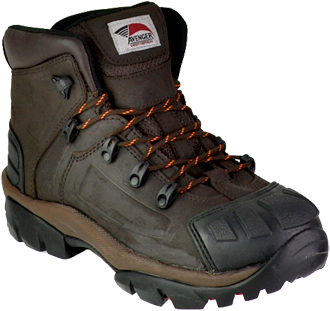 "Men's Avenger 6"" Steel Toe Work Boot 7250"