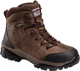 "Men's Avenger 6"" Composite Toe WP/Insulated Metal Free Work Boot 7264"