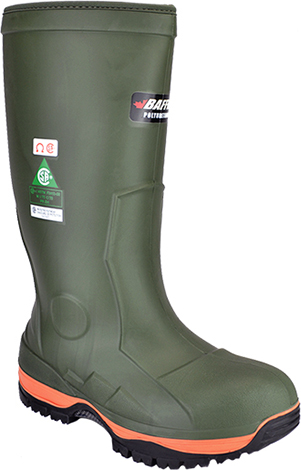 Men's Baffin Composite Toe WP/Insulated Rubber Work Boot 5157-0000